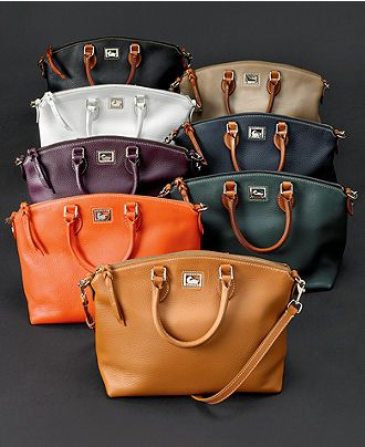 Dooney & Bourke Dillen II Satchel Collection - Dooney & Bourke - Handbags & Accessories
