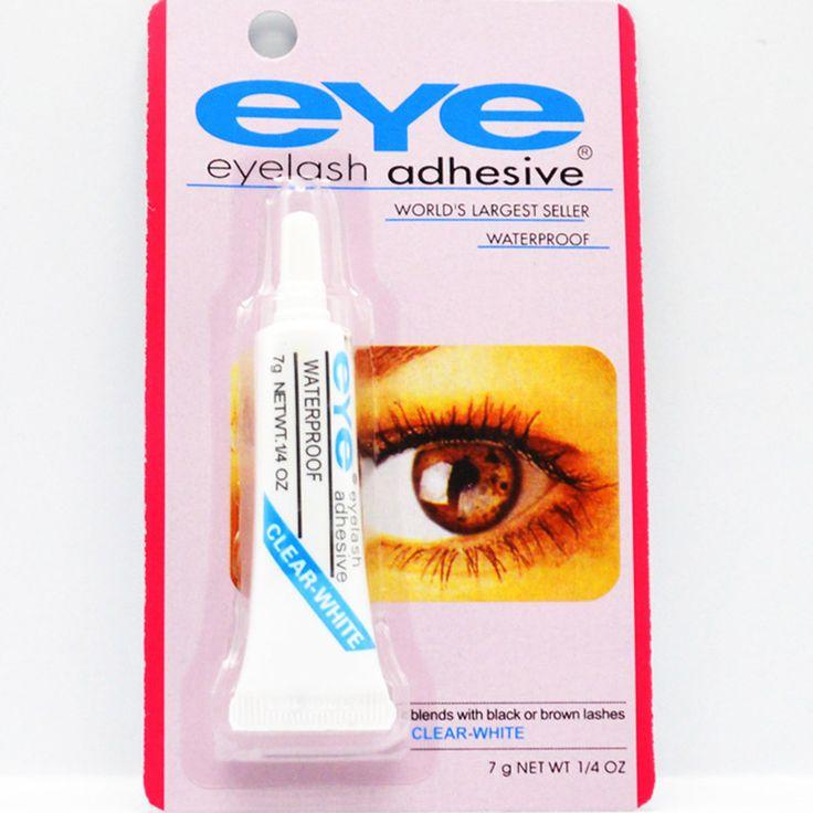 25+ best ideas about Eyelash glue on Pinterest   Applying false ...