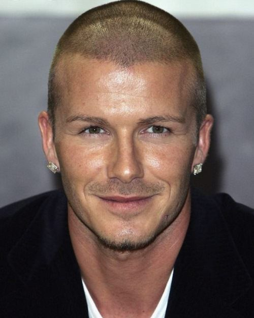 15 Ideas From David Beckham Hairstyles Hairstyles Pinterest