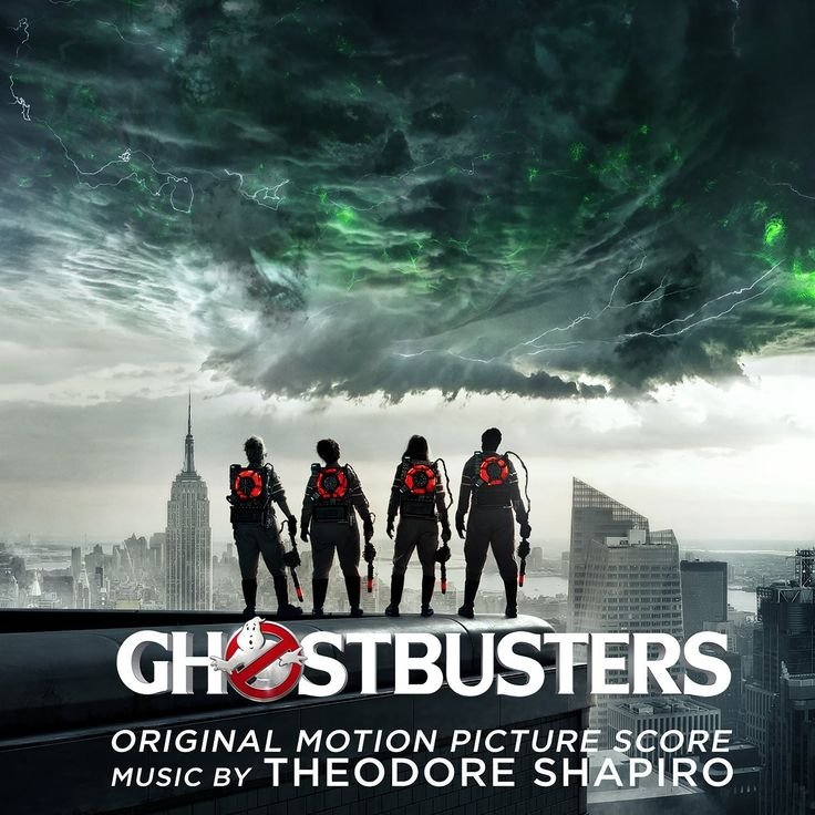 Ghostbusters (2016) Original Score by Theodore Shapiro