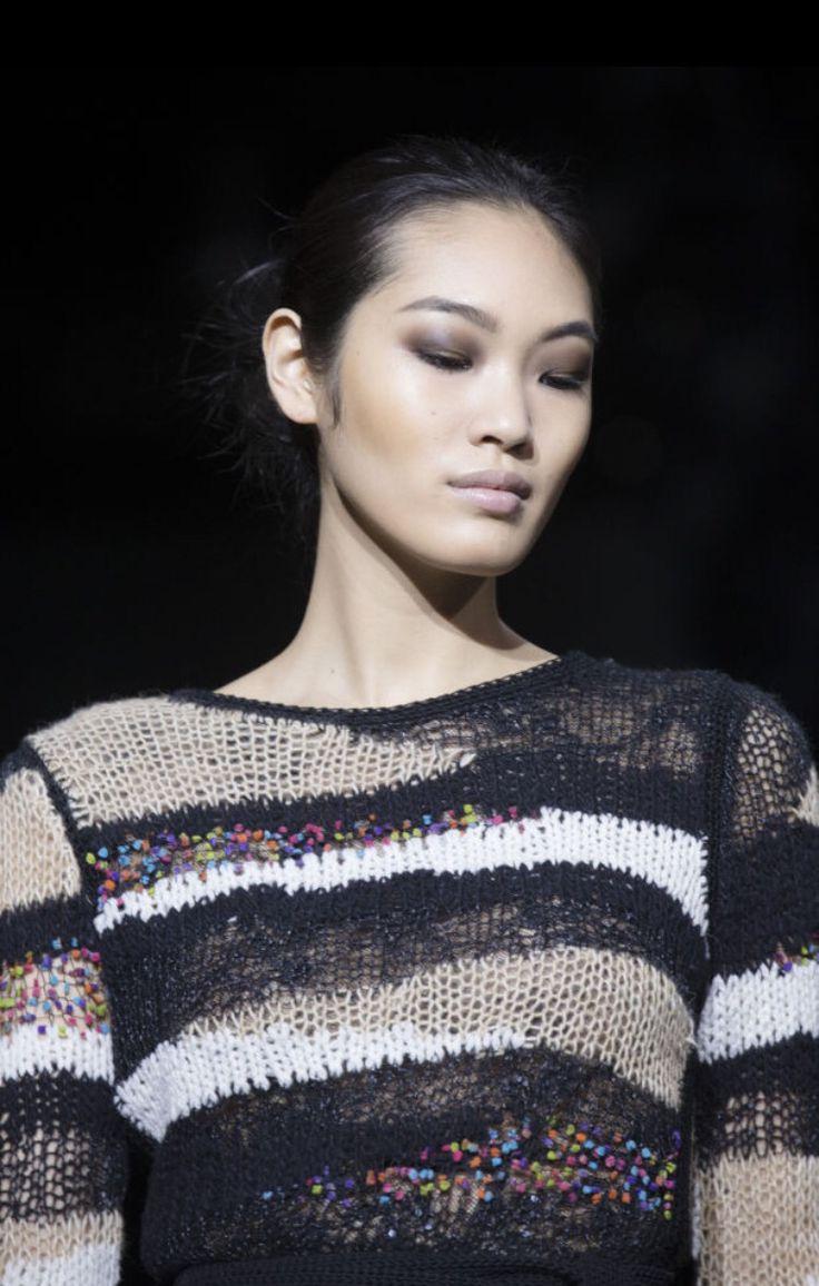 Diane Von Furstenberg collection NY Fashion Week 2015