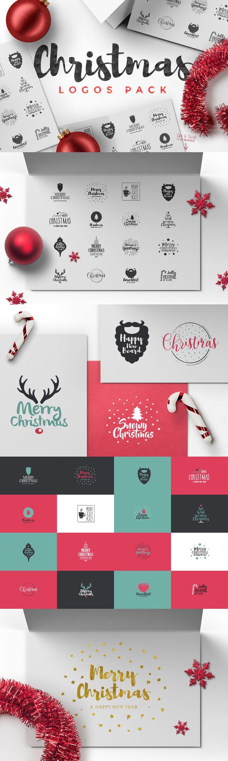 75% OFF - Christmas Megabundle by Zeppelin Graphics on @creativemarket