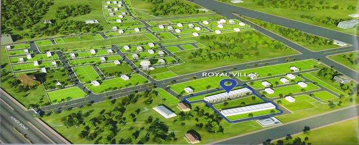 Royal Villas Ajmer Road Jaipur 3 BHK Luxury Villa for Sale at Badke Balaji Ajmer Road Jaipur