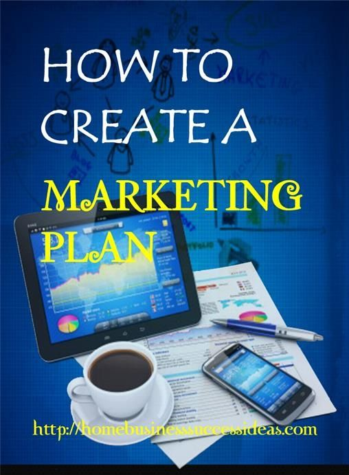 A chance to understand how to create your marketing plan. Click for more information.