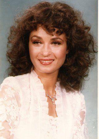 Angela Similea, beautiful Romanian singer