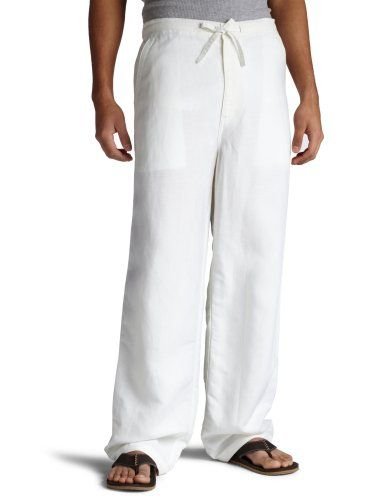 Cubavera Men's Drawstring Pant With Back Elastic « PantsAdd.com – Every Size for Every Body