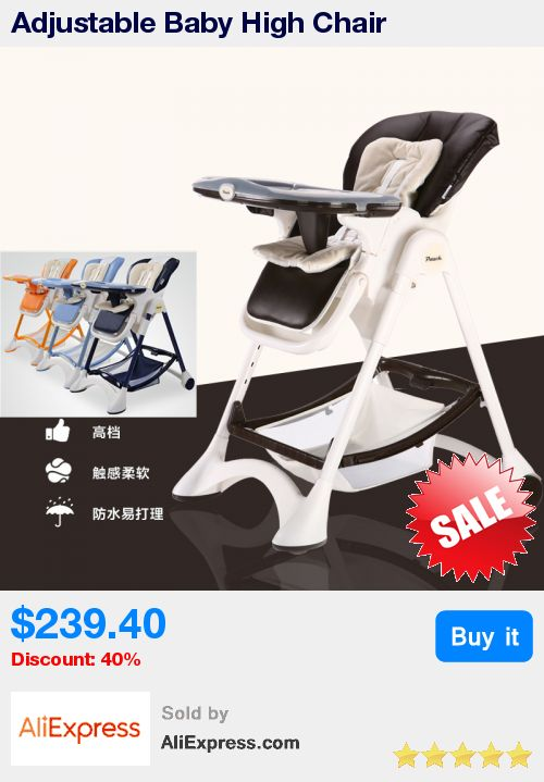 Adjustable Baby High Chair Feeding,Child Portable Dining Chair Booster Seat Folding Eat Table,Mama Sandalyesi,Tronas Para Bebes * Pub Date: 21:53 May 23 2017