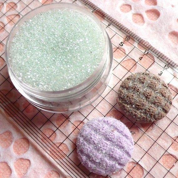 Fake Sugar / Faux Coarse Sugar Bling Bling  by MiniatureSweet