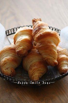 「クロワッサン。」ChococoHS | お菓子・パンのレシピや作り方【corecle*コレクル】