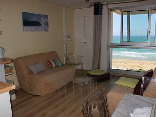 DES VACANCES DE REVE FACE A L'OCEAN - STUDIO TRES CONFORTABLELocation de vacances à partir de Biarritz @homeaway! #vacation #rental #travel #homeaway