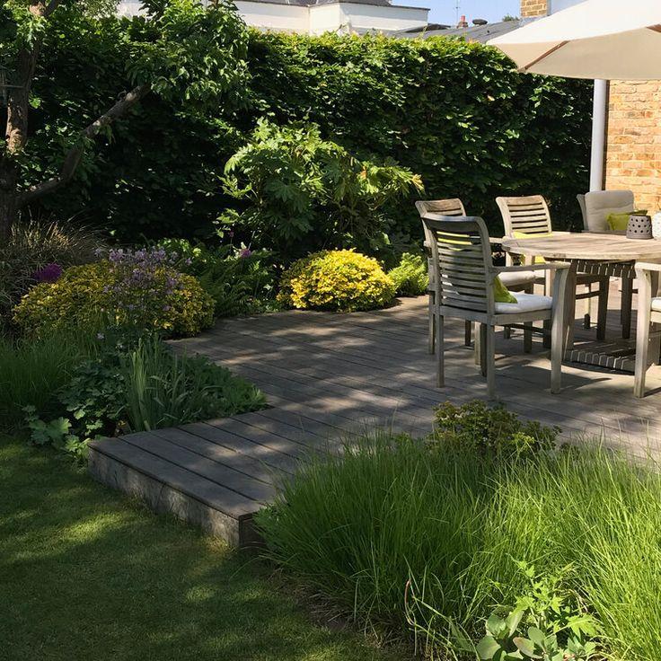 Putney Heath Lucy Willcox Garden Design Garden Design Putney Back Gardens