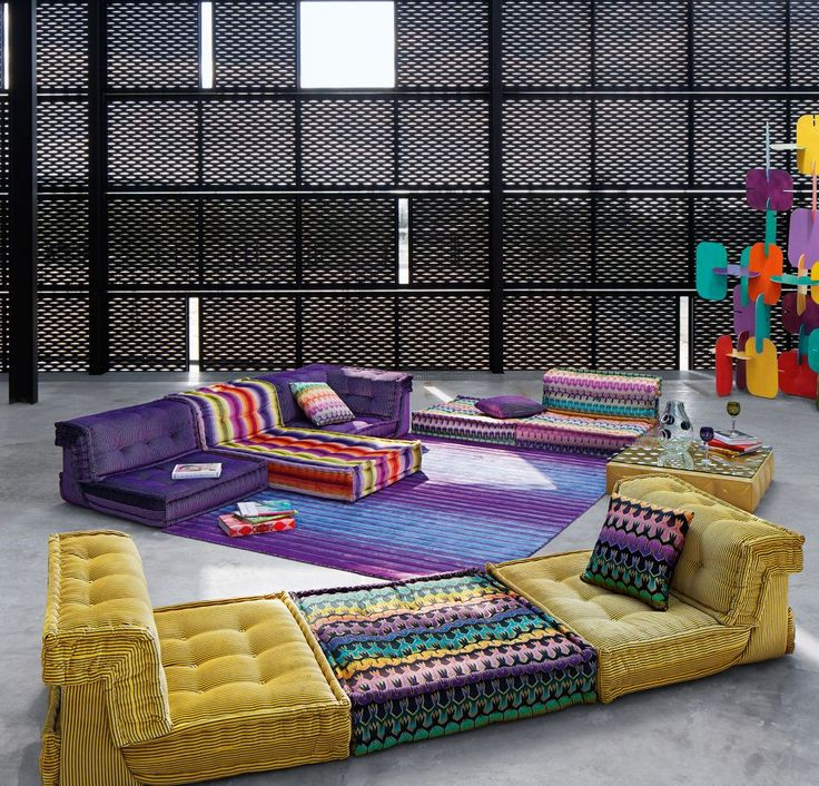 Missoni Home 3 Seat Sofa Gravita: 17 Best Images About Mahjong