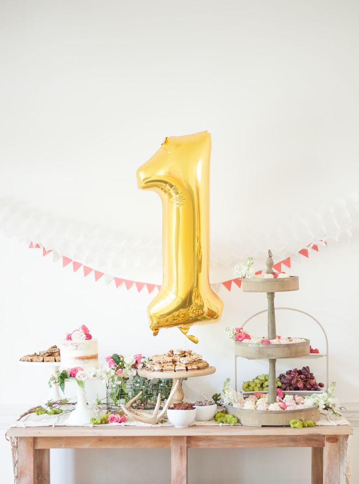 Bohemian First Birthday Party - http://www.stylemepretty.com/living/2015/10/26/bohemian-first-birthday-party/