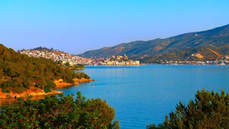 Evening View Of Poros - Poros Island