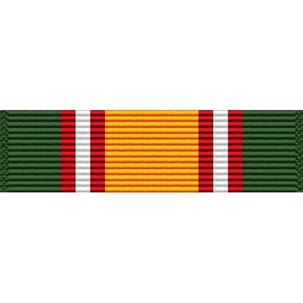 Tennessee National Guard Air Force Volunteer Recruiting & Retention Ribbon