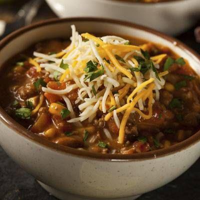 Egy tál forró és laktató, zamatos, fűszeres chilis babnál nincs is jobb az őszi hidegben.