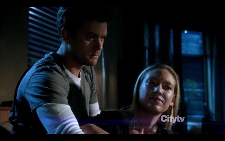 Peter and Olivia, Fringe, Season 5, Episode 6