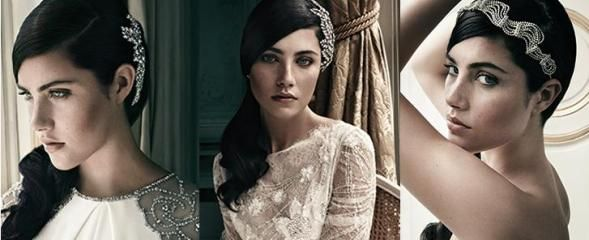 {Inspirations robes} Jenny Packham 2013