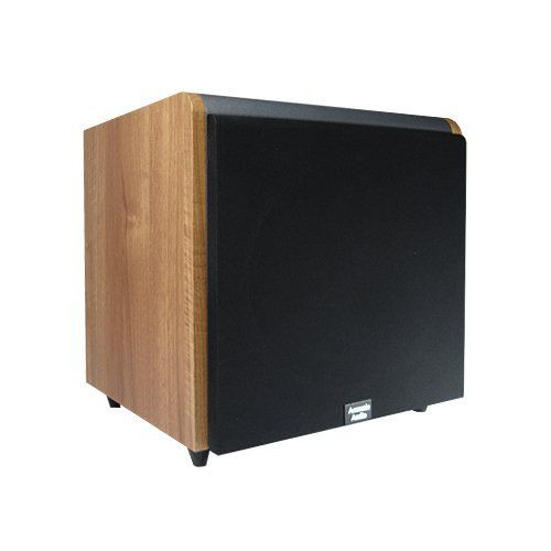 Acoustic Audio HD-SUB15 1000 Watt 15 Inch High Definition Series Powered Subwoofer (Light Maple) by Acoustic. $268.88. Acoustic Audio's new top of the line High Definition Series subwoofers are sure to please both music and movie lovers alike with their combination of elegant cabinet design, solid construction, and powerful performance. This HD Certified sub delivers detailed, accurate bass thanks to its built-in digital drive amplifier which produces 500 watts RMS to 1000...