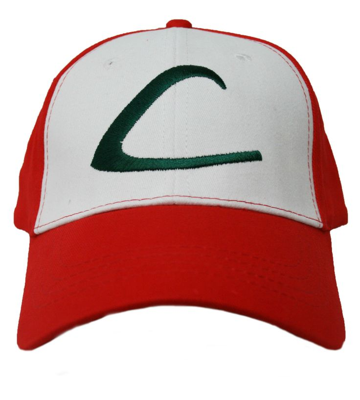 Pokemon Ash Ketchum Trainer Hat