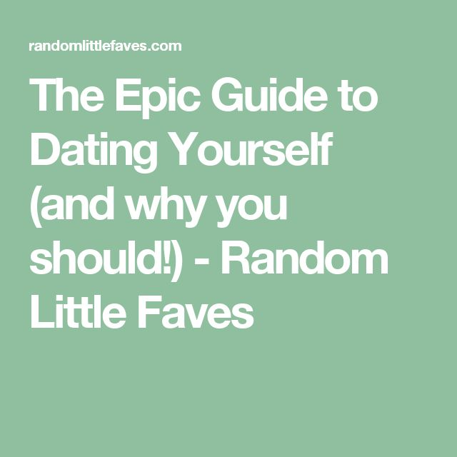 Little about yourself for dating
