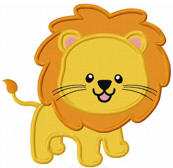 Lion Applique  https://www.etsy.com/au/listing/115626980/instant-download-lion-applique-machine