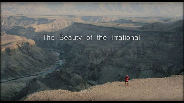 The Beauty of the Irrational by The African Attachment.   South African trail runner, Ryan Sandes, conquers the Fish River Canyon in Namibia. One of the most beautiful videos you'll watch this year!