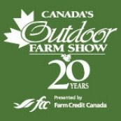 Canada's Outdoor Farm Show Celebrating 20 Years! Woodstock, Ontario