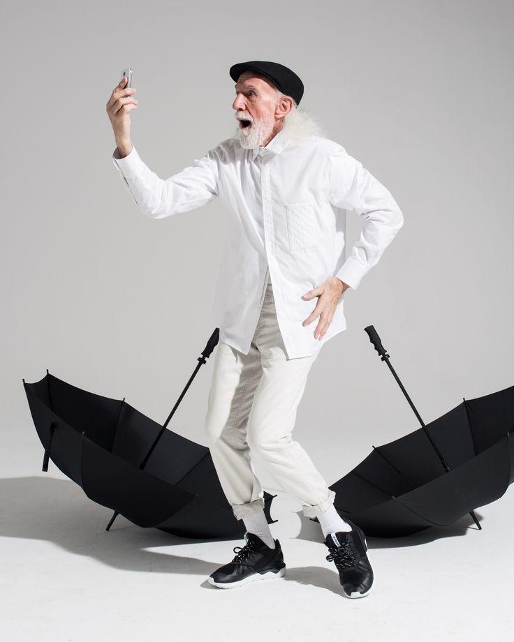Mode für Männer von Doris Hartwich