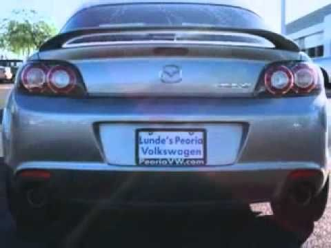 2010 Mazda RX8 Lunde's Peoria Volkswagen Phoenix, AZ
