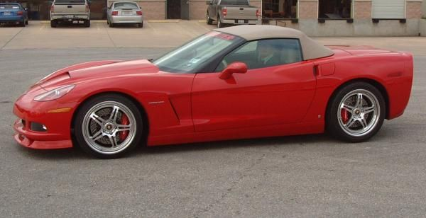 For Sale 2006 Lingenfelter Commemorative Edition Corvette 427 CID Twin Turbo   Lingenfelter Performance Engineering