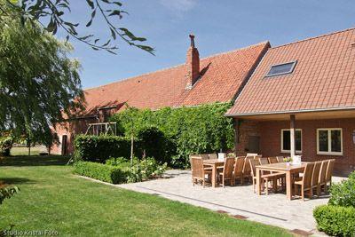 Home - Vakantiehuisje Belgische kust - Oostveldhoeve