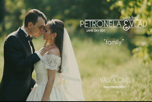 Petronela & Vlad – same day edit wedding – by Vasea Onel