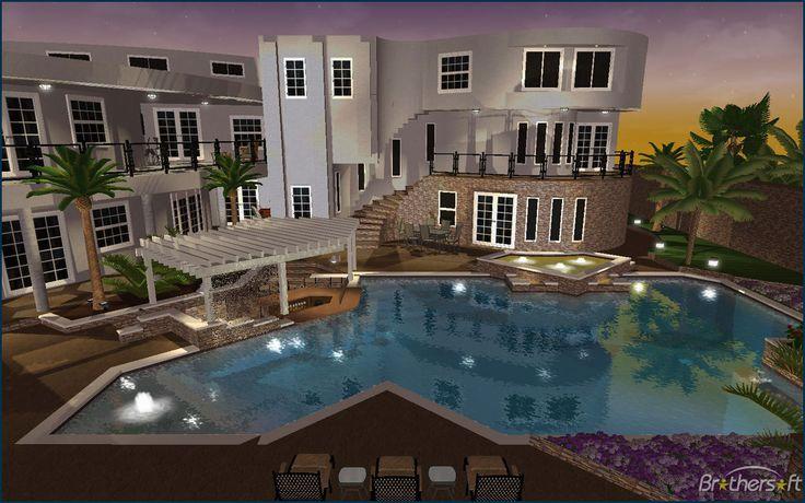 48 best pool studio 3d images on pinterest swiming pool for 3d pool design programs