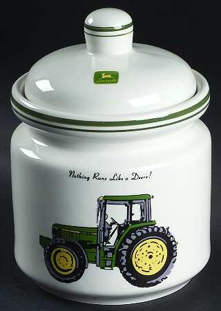 The Design of My John Deere Canisters
