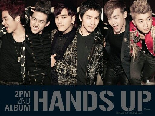 2PM - Hands Up [ENG/ROM/HAN]