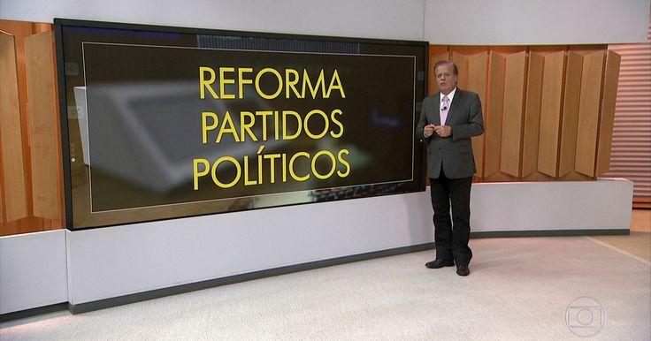 Reforma política é aprovada pelo Senado em primeiro turno