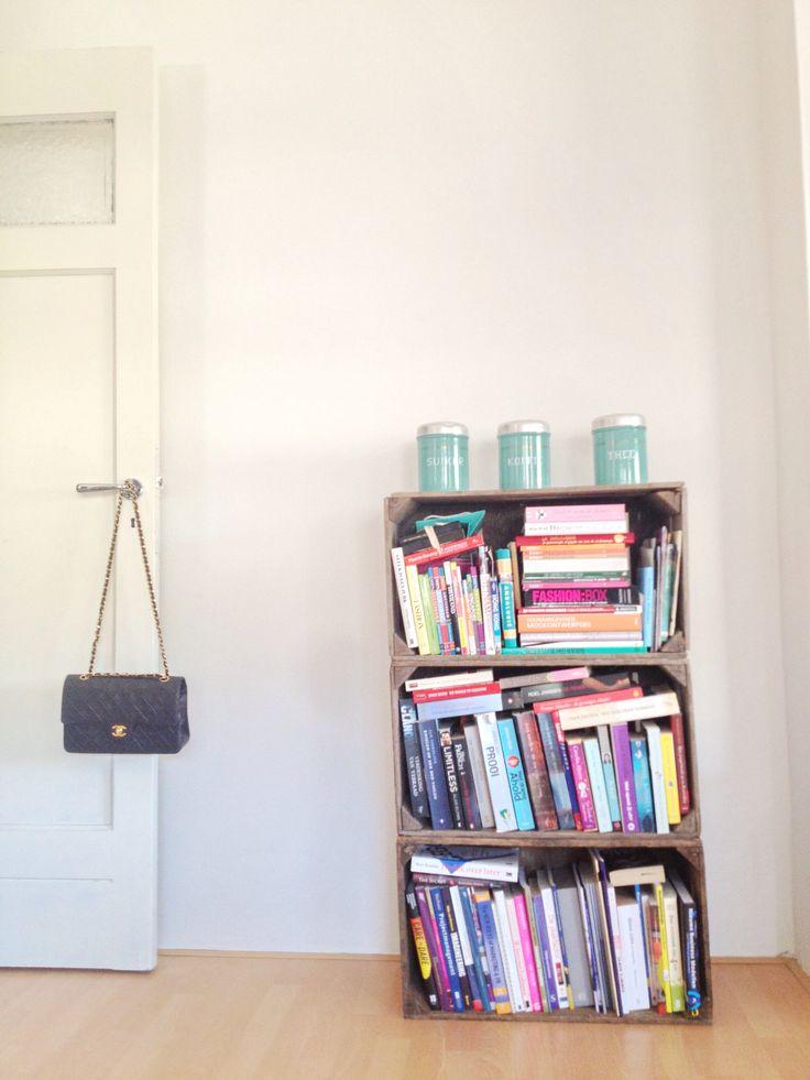 Boerenkistjes white living interior my place chanel bag