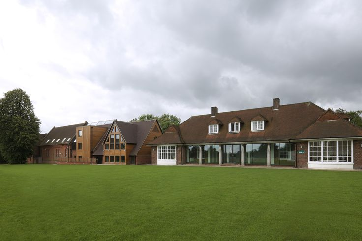 Aldenham Music School and Chapel Exterior