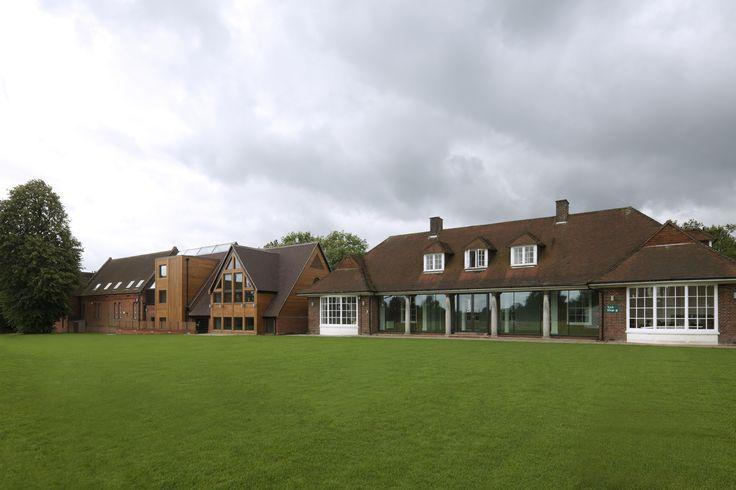 Aldenham Music School and Chapel Exterior