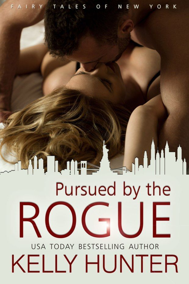 REVIEW: Kelly Hunter's 'Pursued by the Rogue'