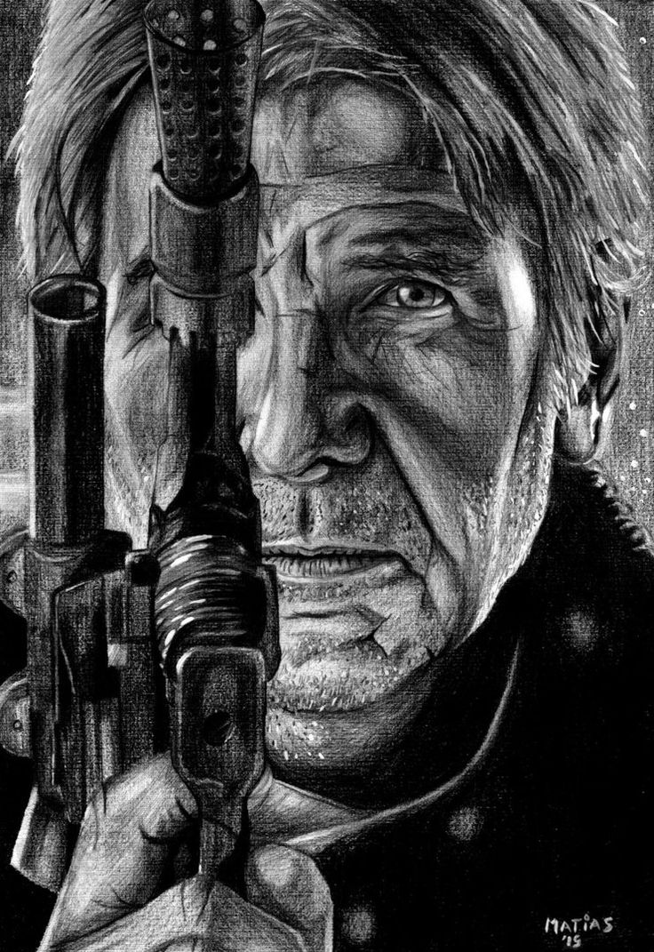 TFA Han Solo by M4TiKo on DeviantArt