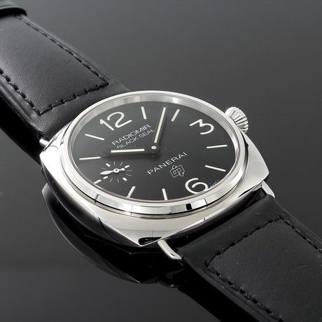 Oh for the love of gorgeous!  (Panerai Radiomir Black Seal // 80032)