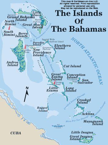 Google Maps Long Island Bahamas