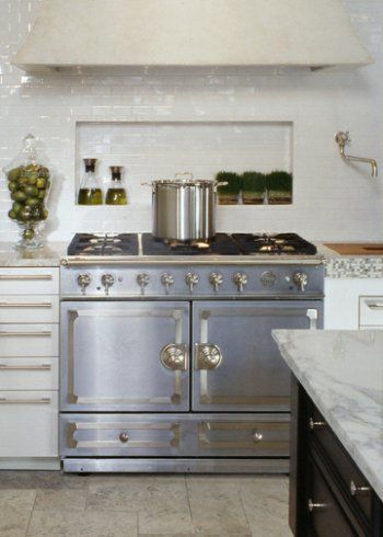 75 best la cornue images on pinterest - La cornue kitchen designs ...