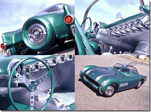 Pontiac Bonneville Concept