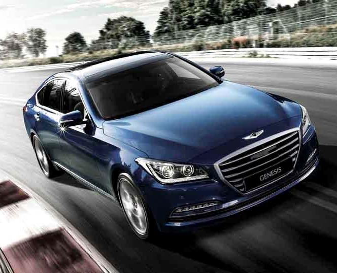 2015 Hyundai Genesis Sedan / Full Specs / Price / Details / Features