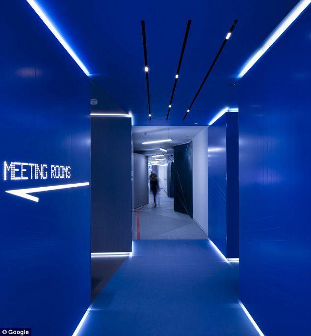traditional office corridors google. modren traditional itu0027s an office but not as we know it googleu0027s corridors look very  futuristic inside traditional office corridors google i