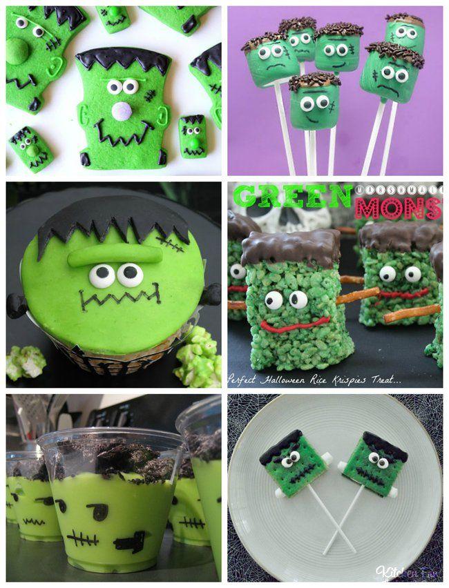 25 Frankenstein Crafts and Recipes for Kids