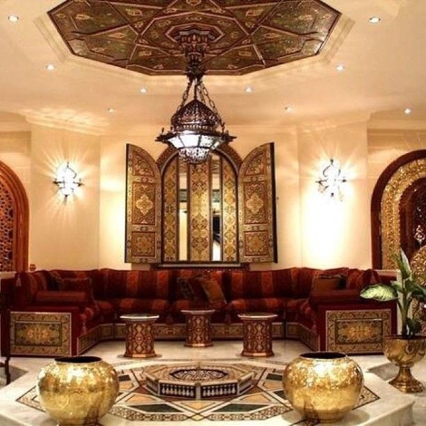 Arabic Majlis Interior Design Decoration Impressive Inspiration